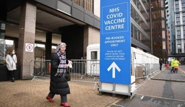 Προς αλλαγές στο πρόγραμμα εμβολιασμών η Βρετανία