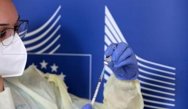 Εμβολιάστηκαν με την 3η δόση 29 πολίτες άνω των 86 ετών στα κέντρα ΓΝ Πάφου