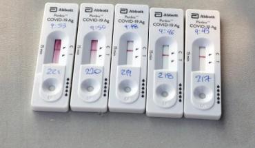 Rapid tests: 4 σημεία στη Λάρνακα, 1 στην Αμμόχωστο