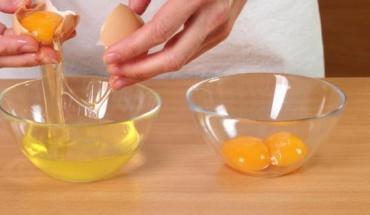 Καλή λύση να προτιμάμε το ασπράδι του αυγού από τον κρόκο