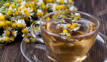 Χαμομήλι αντί για τσάϊ ή καφέ τα απογεύματα του χειμώνα