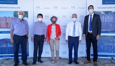 Η Melco Cyprus στηρίζει τον τουρισμό και ενισχύει την πολιτιστική κληρονομιά
