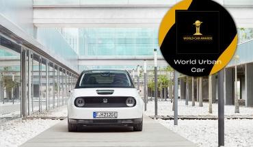 Το Honda e σάρωσε στα World Car Awards 2021
