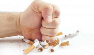Ποτέ δεν είναι αργά να διακόψουμε το κάπνισμα