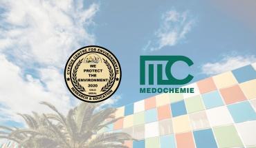 Η Medochemie χορηγός των Virtual sCyence Fair 2021