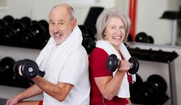Η γυμναστική δεν έχει ηλικία