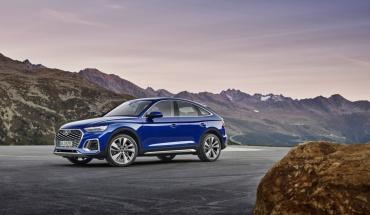 Μεγαλώνει η γκάμα των Coupe SUV της Audi