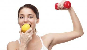 Περίεργη η σχέση φαγητού και άσκησης
