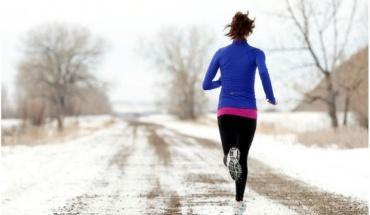 Καλύτερα να αποφεύγουμε την έντονη άσκηση μέσα στο κρύο