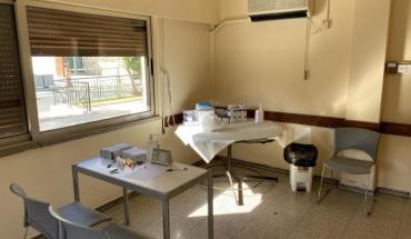 Άρχισε τη λειτουργία του το δεύτερο Εμβολιαστικό Κέντρο Λάρνακας