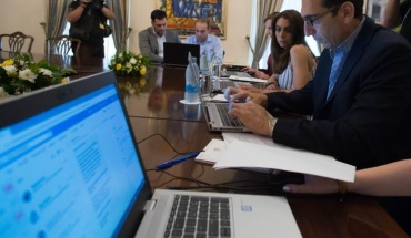 Κ. Ιωάννου: Ο προϋπολογισμός υπουργείου, η καλύτερη απάντηση