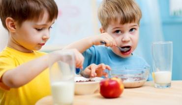 Καλύτερη υγεία στα παιδιά με προσεγμένη διατροφή και προβιοτικά