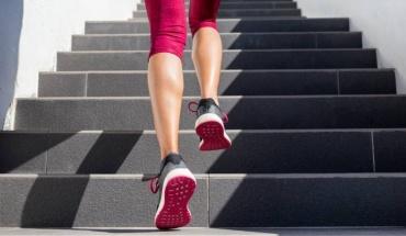 Η καρδιά μας έχει να ωφεληθεί τα μέγιστα από το ανέβασμα σκάλας