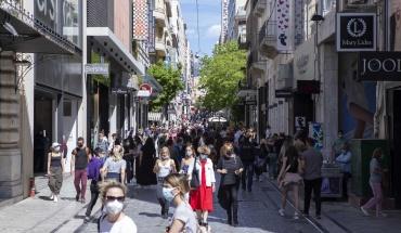 Χαλάρωση μέτρων για τον κορωνοϊό ανακοίνωσε η ελληνική κυβέρνηση