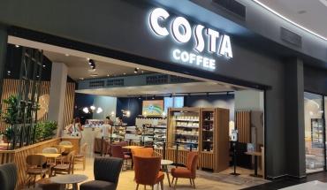 Δύο νέα καταστήματα από το Costa Coffee