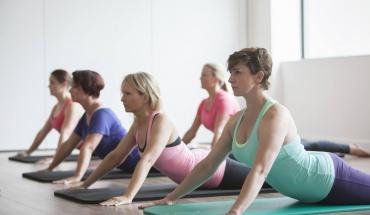 Η εκγύμναση με τη μέθοδο Pilates Mat βοηθά τις υπέρβαρες γυναίκες