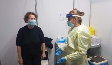 Ταμπούρης: Τον Οκτώβριο αναμένεται η ολοκλήρωση των εμβολιασμών