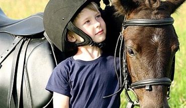 Θεραπευτική η ιππασία για παιδιά με υπερκινητικότητα και αυτισμό