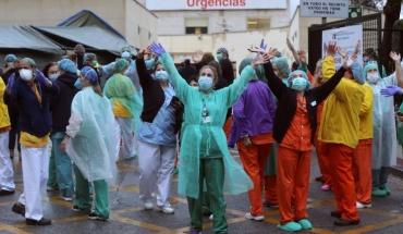 Στους 9.053 οι θάνατοι στην Ισπανία, 102.136 τα κρούσματα