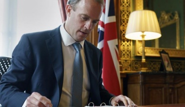 Ανοιχτό το ενδεχόμενο δεύτερου lockdown προειδοποιεί ο Βρετανός Υπ. Εξωτερικών