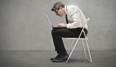Κακή στάση σώματος και καθιστική ζωή